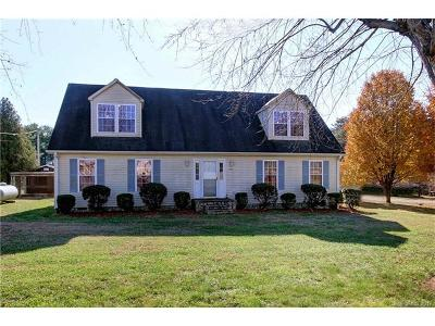 Statesville Single Family Home For Sale: 2311 Buffalo Shoals Road