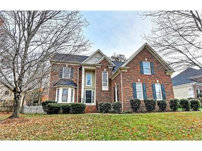 Charlotte Single Family Home For Sale: 3415 Twelve Oaks Place #73