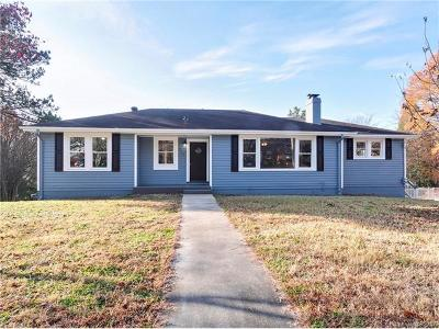 Rowan County Single Family Home For Sale: 919 Fairmont Avenue