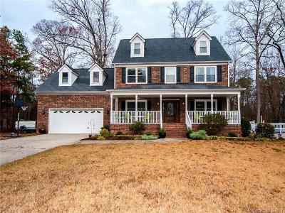 Rock Hill Single Family Home For Sale: 2424 Creek Crossing