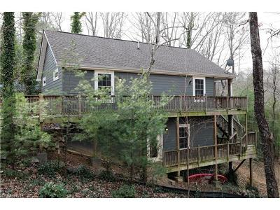 Lake Lure Single Family Home For Sale: 219 Picnic Point Road