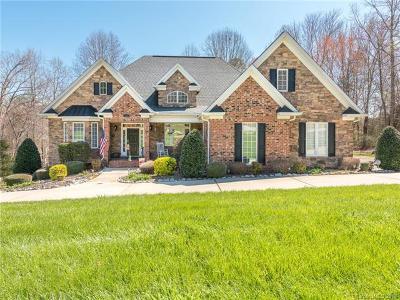 Mooresville Single Family Home For Sale: 123 Vista Bluff Lane #2