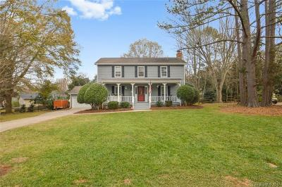 Single Family Home Sold: 6715 Ironkettle Road