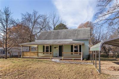 Cabarrus County Single Family Home For Sale: 555 NW Harris Street
