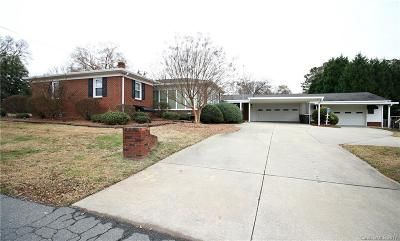 Kannapolis Single Family Home For Sale: 300 Caldwell Street