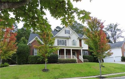 Cornelius Single Family Home Under Contract-Show: 10115 Treetop Lane