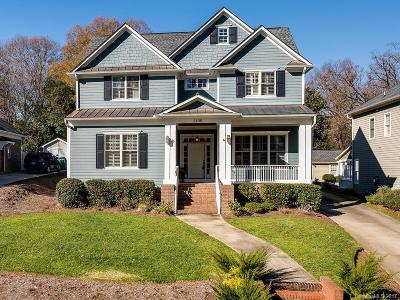 Charlotte Single Family Home For Sale: 2108 Cumberland Avenue