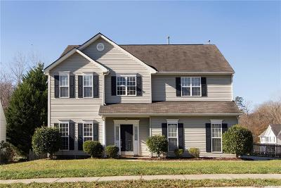 Mount Holly Single Family Home Under Contract-Show: 101 Thatcher Place
