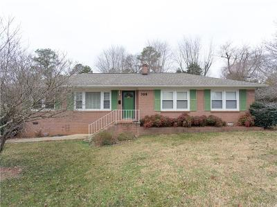 Rock Hill Single Family Home Under Contract-Show: 709 Greenbriar Avenue