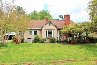 Mooresville Single Family Home For Sale: 151 Mackwood Road