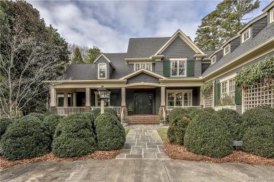 Charlotte Single Family Home For Sale: 2000 Harris Road