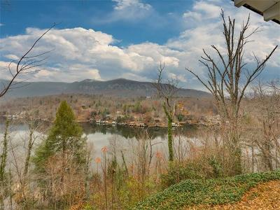 Bat Cave, Black Mountain, Chimney Rock, Lake Lure, Rutherfordton, Mill Spring, Columbus, Tyron, Union Mills Single Family Home For Sale: 129 Abbott Lane #22&2