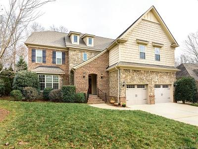 Waxhaw Single Family Home Under Contract-Show: 4501 Hoffmeister Drive
