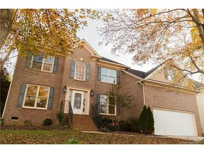 Mooresville Single Family Home For Sale: 143 Montibello Drive
