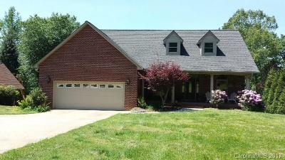 Cherryville Single Family Home Under Contract-Show: 126 Harbor Point Drive