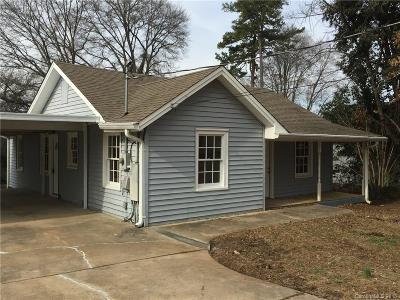 Gastonia NC Single Family Home For Sale: $145,000
