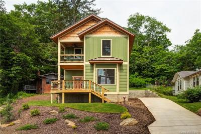 Asheville Single Family Home For Sale: 178 S Laurel Loop S