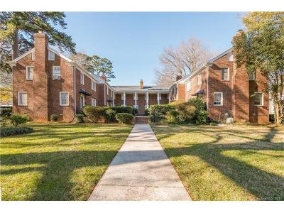Charlotte NC Condo/Townhouse For Sale: $236,900