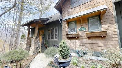 Maggie Valley Single Family Home For Sale: 262 Sweet Birch Drive