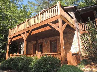 Bat Cave, Black Mountain, Chimney Rock, Lake Lure, Rutherfordton, Union Mills, Mill Spring, Columbus, Tryon, Saluda Single Family Home For Sale: 153 Buckner Road