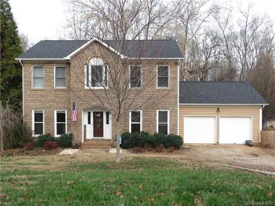 Huntersville Single Family Home For Sale: 12801 Moores Mill Road