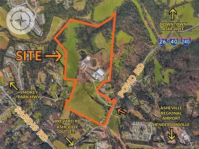 Asheville NC Residential Lots & Land For Sale: $3,250,000