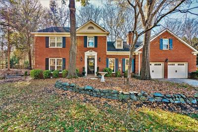 Charlotte NC Single Family Home For Sale: $388,900