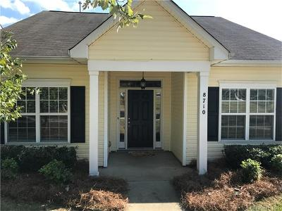 Cornelius Single Family Home For Sale: 8710 Arrowhead Place Lane