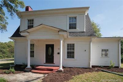 Gastonia NC Single Family Home Under Contract-Show: $124,999