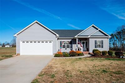 Statesville NC Single Family Home For Sale: $179,900