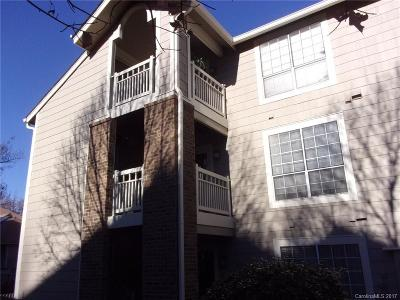 Charlotte NC Condo/Townhouse For Sale: $194,900