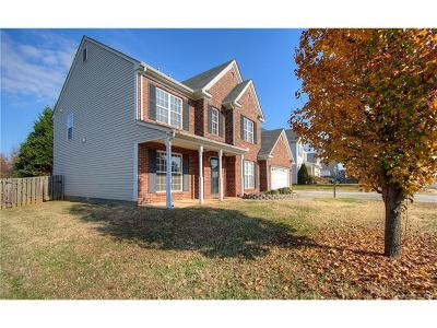 Mooresville Single Family Home For Sale: 113 Stallings Mill Drive