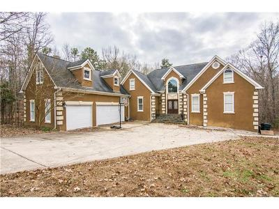 Charlotte Single Family Home For Sale: 14901 Majestic Oak Drive