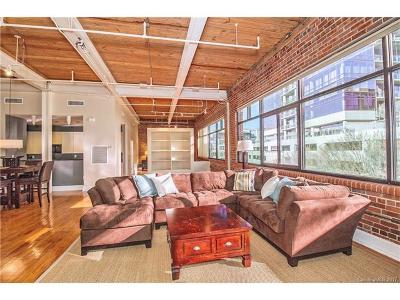 Charlotte NC Condo/Townhouse For Sale: $395,000