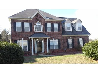 Charlotte Single Family Home For Sale: 5751 Timbertop Lane