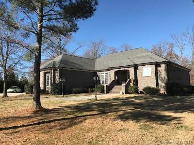 Wingate Single Family Home For Sale: 4427 Old Monroe Marshville Road