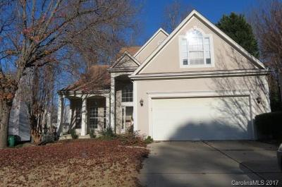 Charlotte Single Family Home For Sale: 6029 Downfield Wood Drive