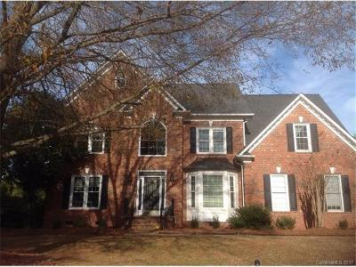Providence Crossing Single Family Home For Sale: 5104 Sandleheath Court