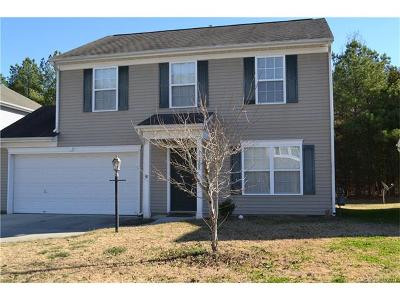 Charlotte Single Family Home For Sale: 11805 Village Pond Drive