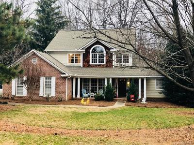 Mooresville Single Family Home For Sale: 139 Royal Coach Lane