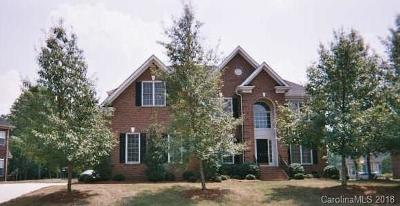 Matthews Single Family Home For Sale: 2314 Flagstick Drive
