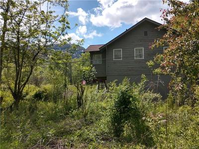Lake Lure Single Family Home For Sale: 160 Boys Camp Road