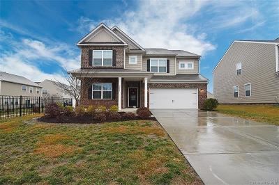 Charlotte Single Family Home Under Contract-Show: 7311 Scone Palace Court