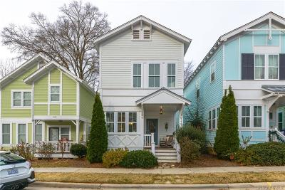 Davidson Single Family Home Under Contract-Show: 406 Spring Street