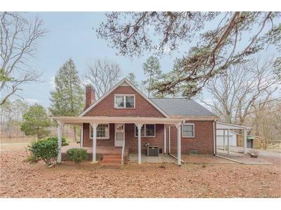 Single Family Home For Sale: 5120 Allen Road