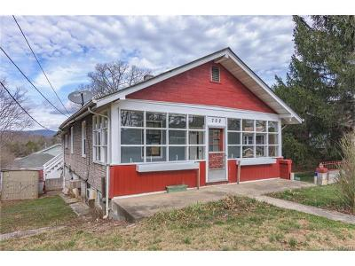 Asheville Single Family Home For Sale: 702 Fairview Road