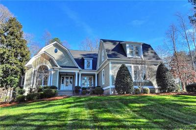 Mooresville Single Family Home For Sale: 159 Brownstone Drive