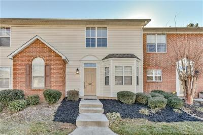 Matthews Condo/Townhouse Under Contract-Show: 3608 Melrose Cottage Drive