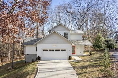 Candler Single Family Home Under Contract-Show: 111 Bilberry Lane
