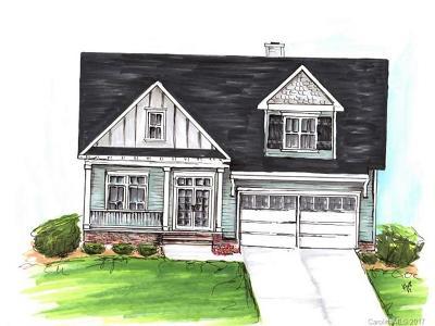 Davidson Single Family Home For Sale: 835 Naples Drive #7